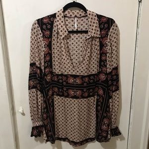 Free People 'Changing Times' Tunic